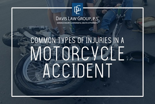 motorcycle accident crash injuries