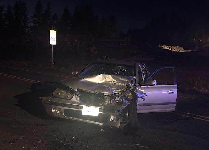 oakville dui crash