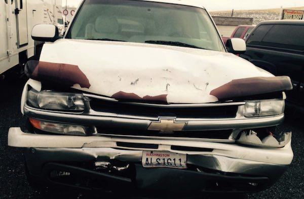 oregon semi crash