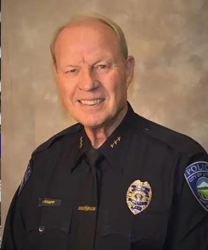 Police Chief Michael Knapp