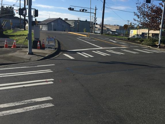 pedestrian accident in puyallup