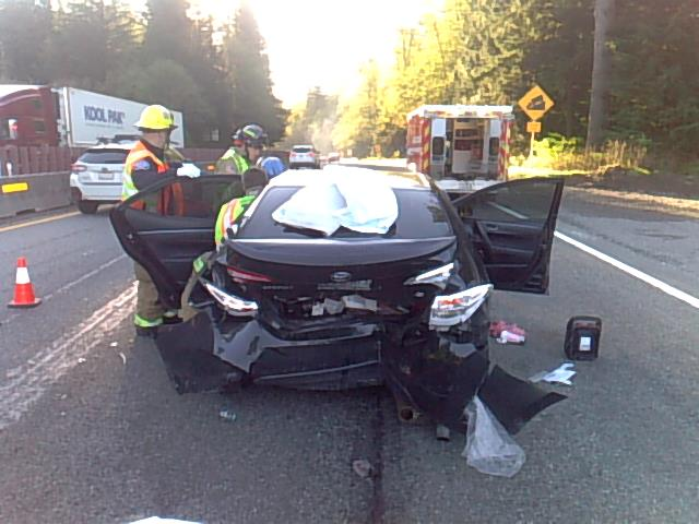 Tiger Mountain Car Accident Settlement