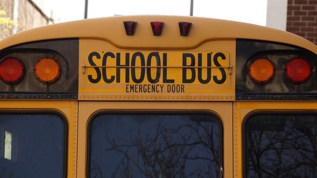 school bus accident cheney