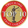 top 10 trucking accident lawyers
