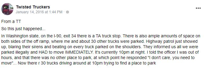 twisted truckers facebook