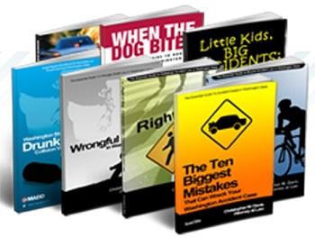 washington accident books