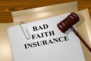 Bad Faith Insurance Paperwork From a Virginia Insurance Claim