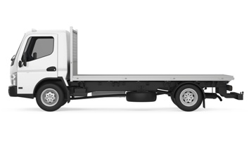 Commercial Pickup Truck