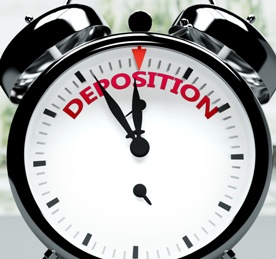Deposition Time Clock