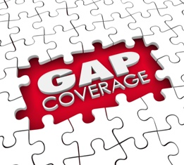 Gap Insurance Coverage Puzzle Pieces