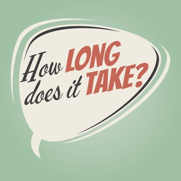 How Long Does it Take Word Cloud?