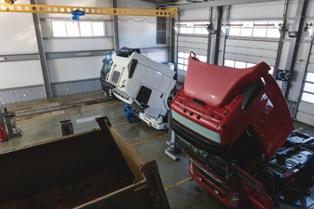 Federally Regulated Semi-Truck Maintenance