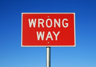 Wrong-Way Car Accidents Can Be Caused by Many Reasons