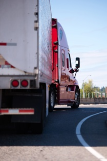 Lane Changes and Negligent Truck Drivers