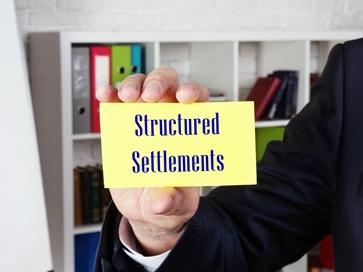 Structured Settlement Card