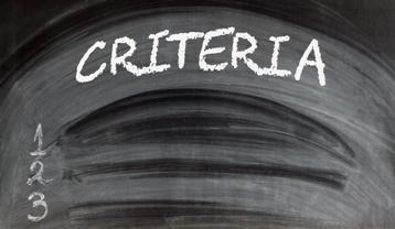 Social Security Disability Criteria List