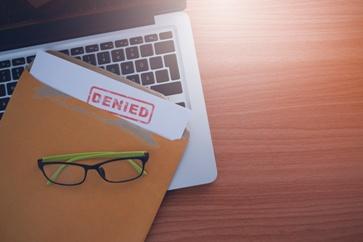 Car Insurance Claim Denial Paperwork