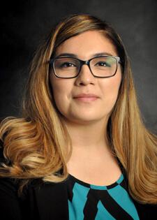 Jessica Arreola, recipient of the 2018 Keller & Keller UNM Law Scholarship.