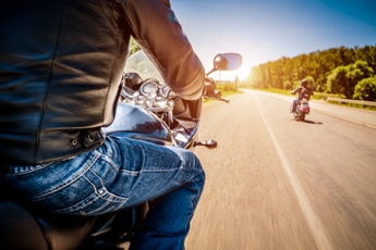 New Mexico Residents Riding Motorcycles