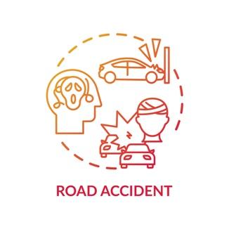 Car Accident PTSD Icon