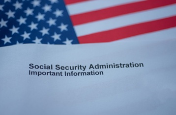 Social Security Administration Paperwork