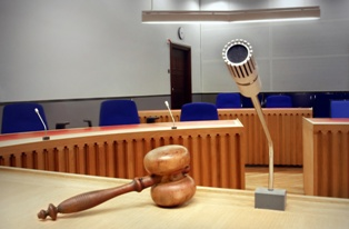 Social Security Disability Hearing Room