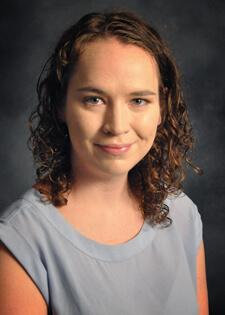 Mackenzee White, recipient of the Keller & Keller 2019 UNM Law Scholarship.