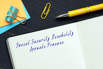 How does the Social Security disability appeals process work?