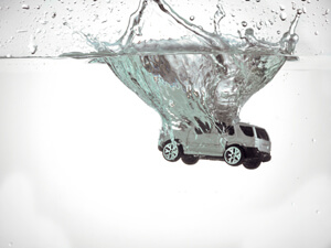 Knowing how to escape a submerged car could save your life.