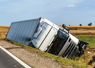 who to sue after a truck accident