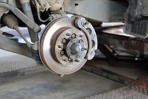 Truck brakes require regular professional maintenance to work properly