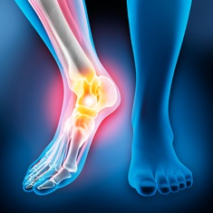 foot injuries from truck injuries