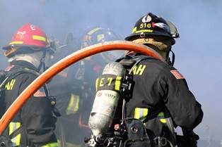 Workers' compensation benefits for first responders' survivors