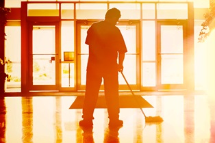 Workers' comp for janitorial employees