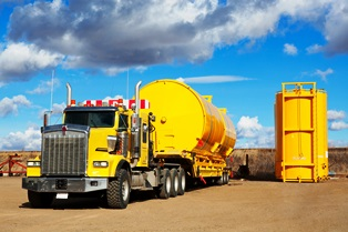 oilfield large truck accidents
