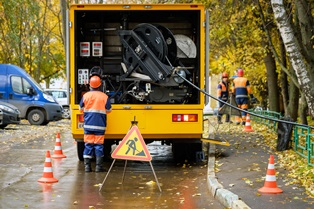 plumbing truck accidents