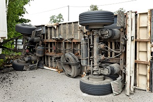 Driver error can result in serious truck crash injuries