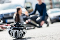 common causes of bike crashes