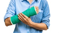broken bones caused by slip and fall accidents