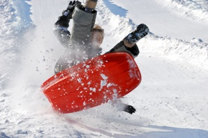 preventing sledding accidents