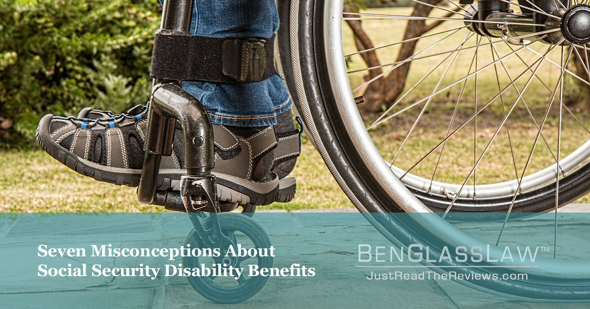Social Security Disability Benefits Myths and Misconceptions