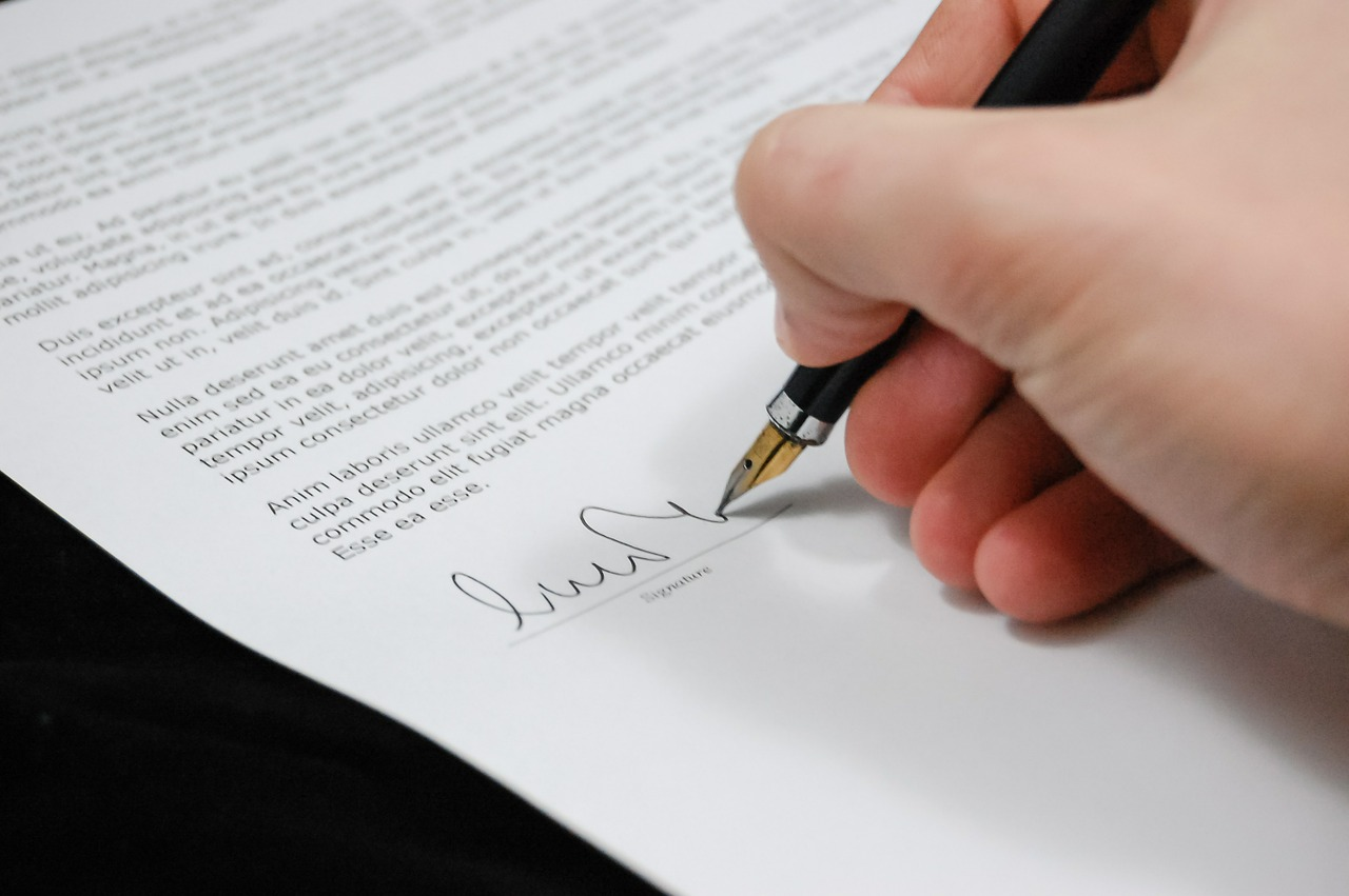 When you sign a release for your insurance company, that is the end of your case.