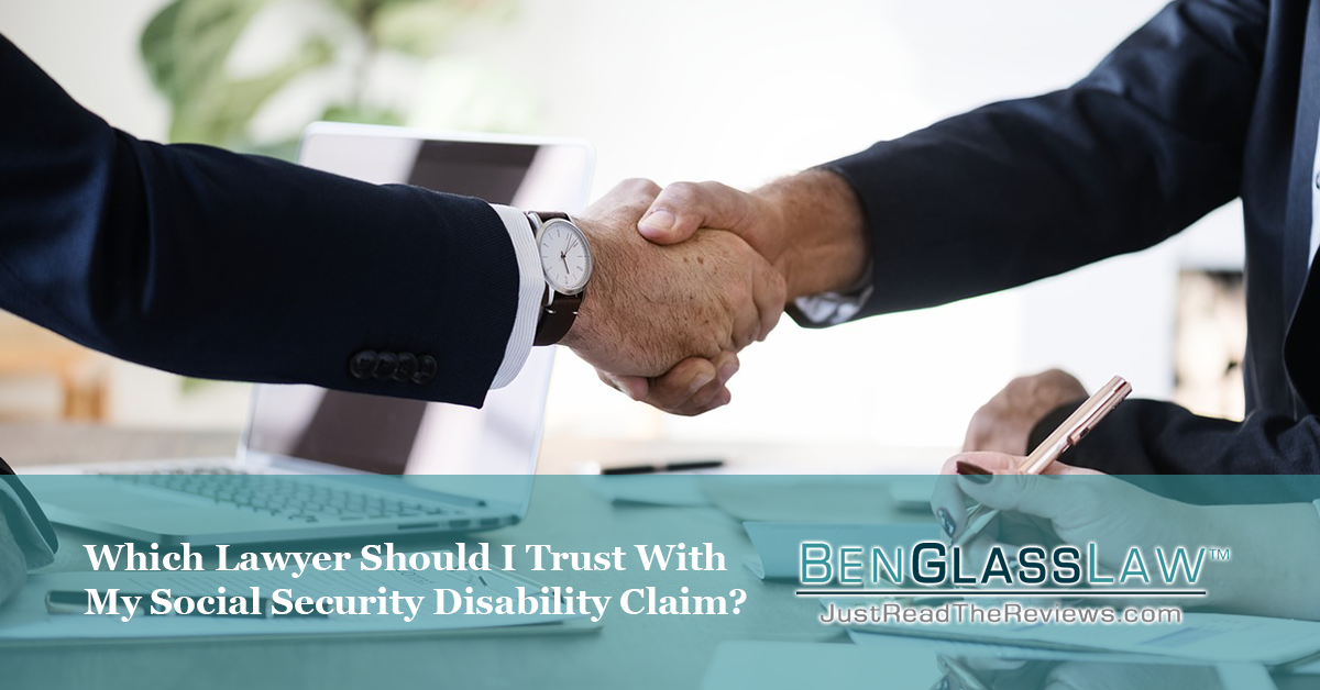 Which lawyer should you pick for your social security disability claim?