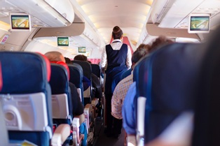 flight attendants and work injuries