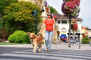 SSDI benefits for people who are blind