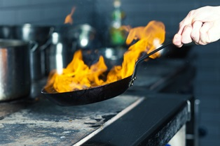Restaurant Burn Injuries