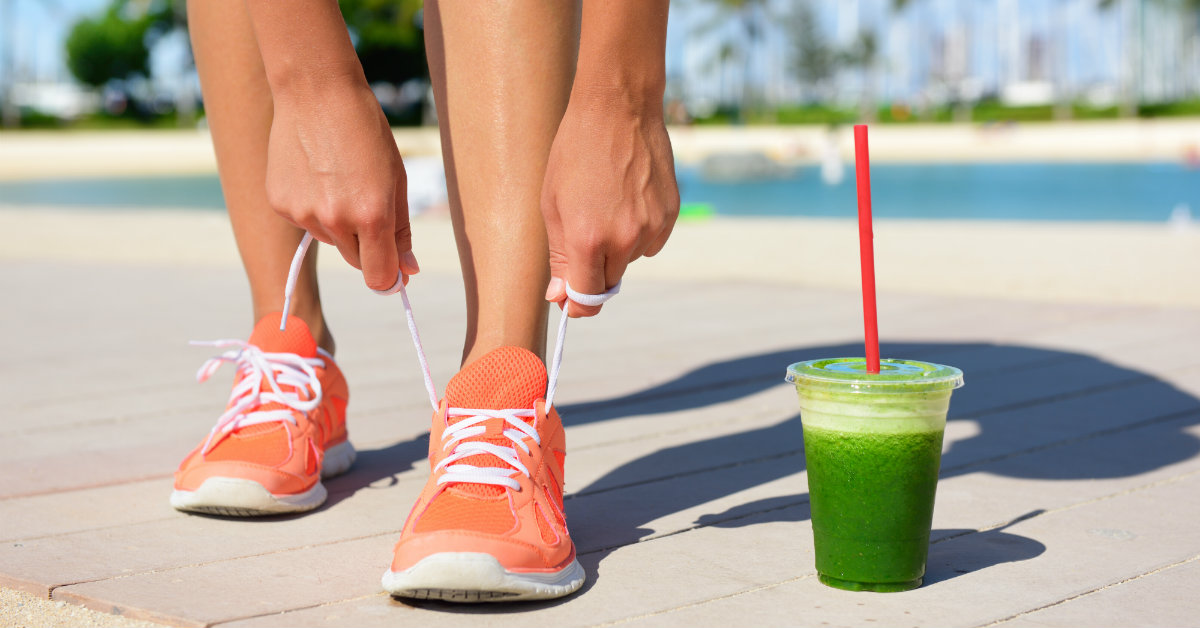 Healthy Eating for Feet