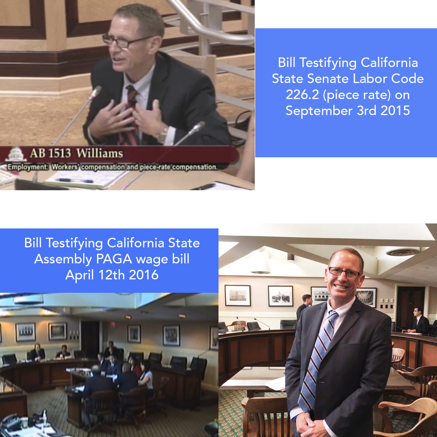 California Best Wage and Hour Lawyer - Bill Turleyu