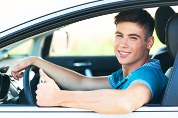 New Teen Driver in California