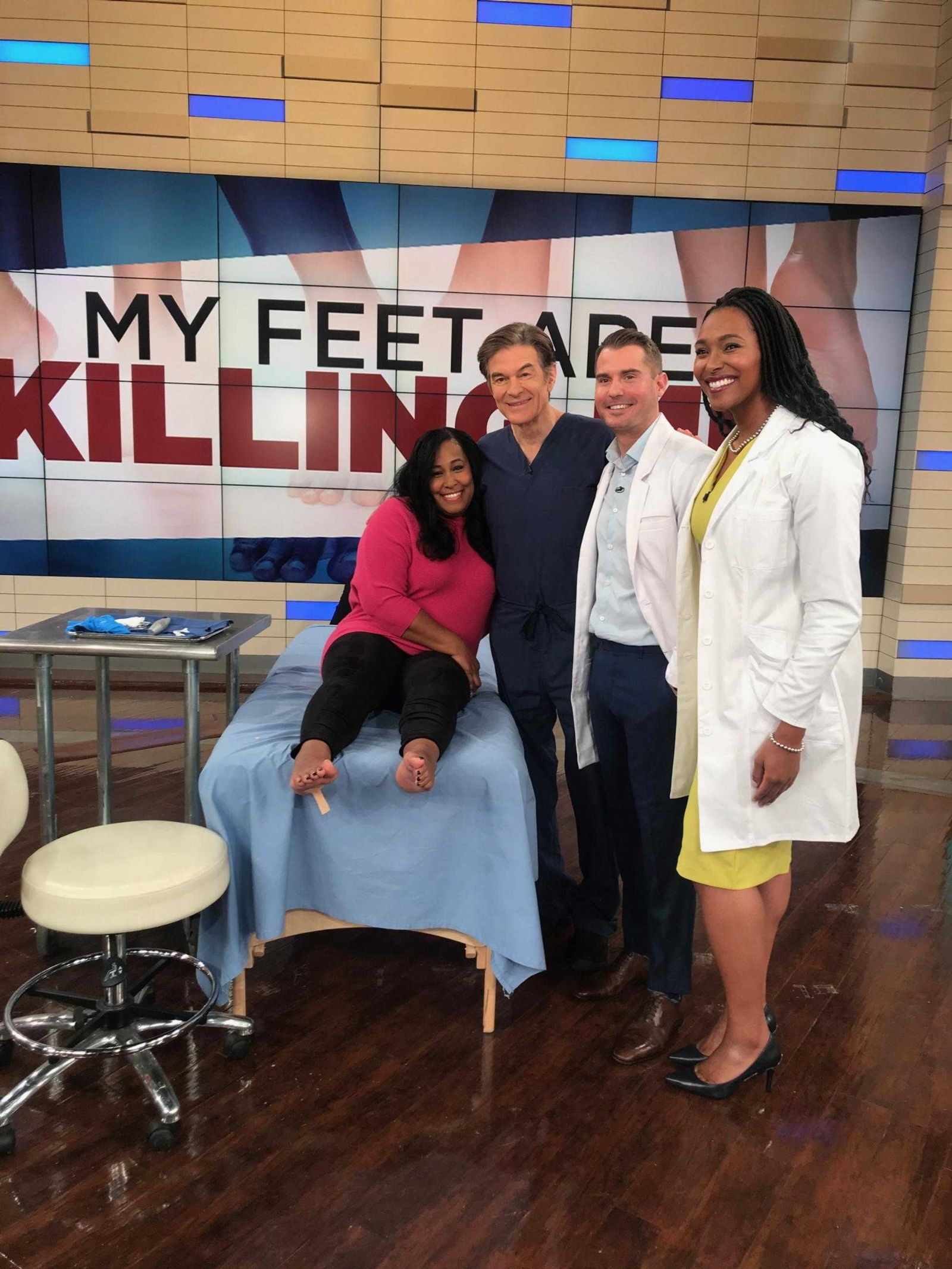 brad schaeffer on the dr. oz show